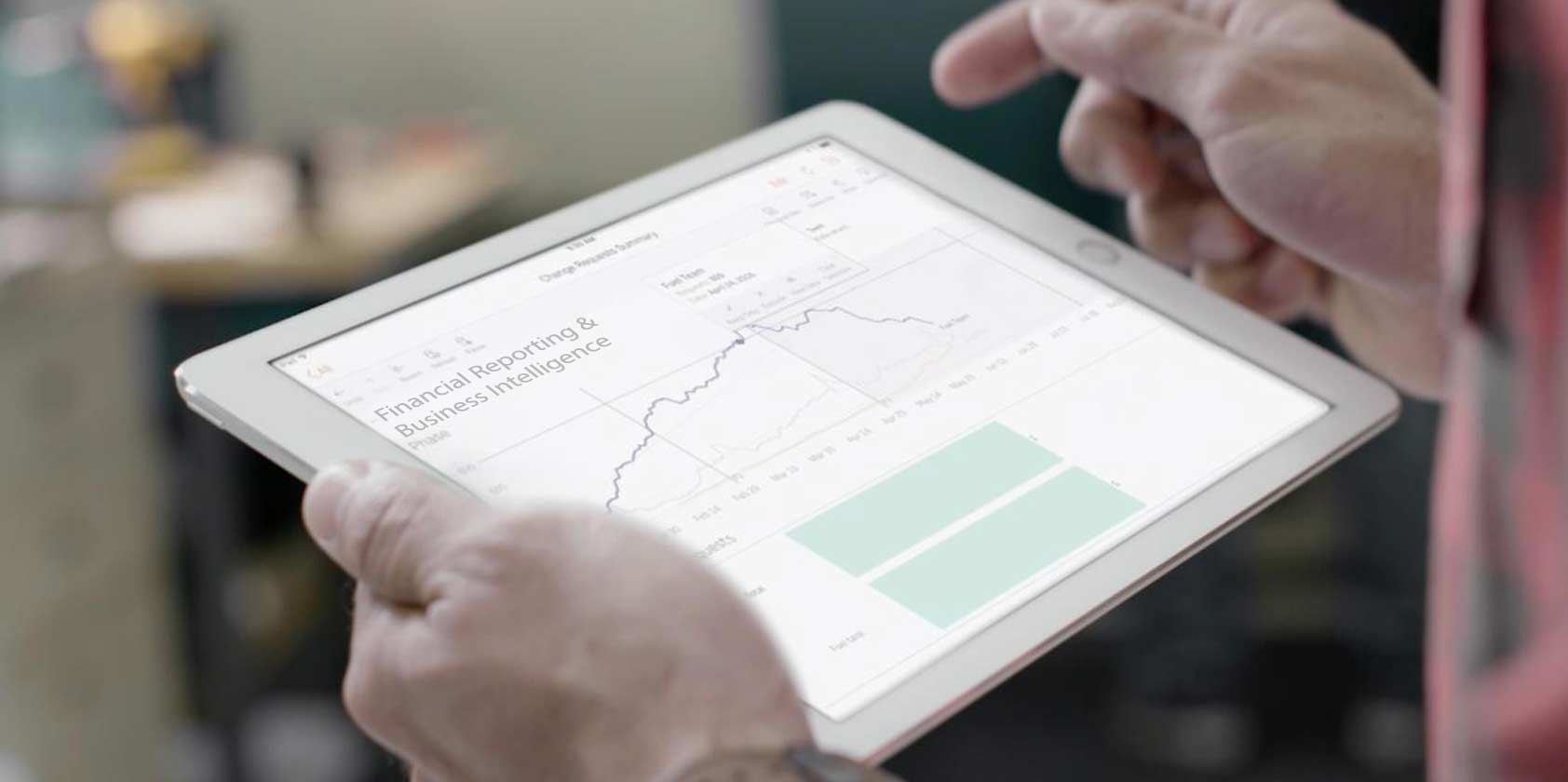 Financial Reporting and Business Intelligence Services